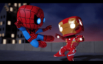 Marvel Funko Short - Spellbound