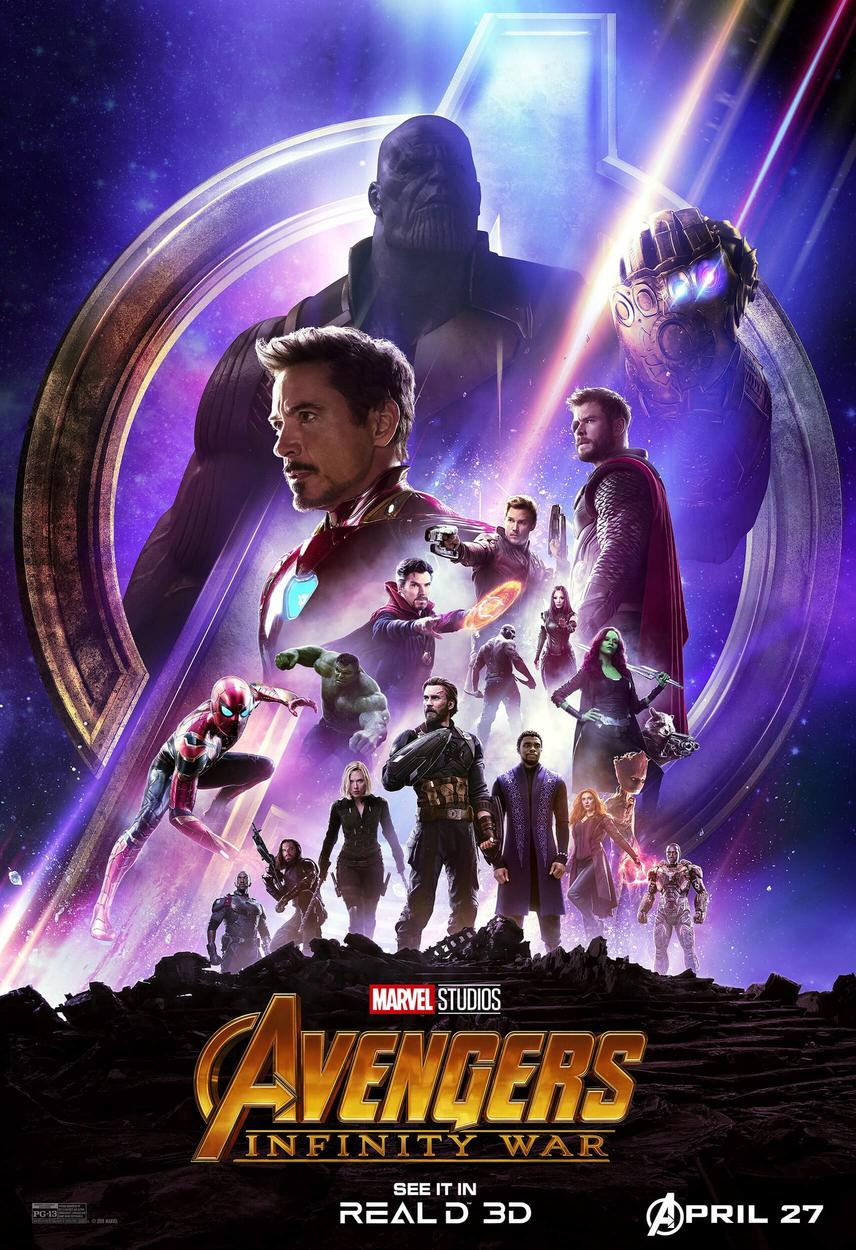 check out the latest marvel studios avengers infinity war